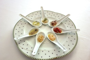 Ristorante Romano. Gli Assaggi. Foto di Giorgio Dracopulos Critico Gastronomico